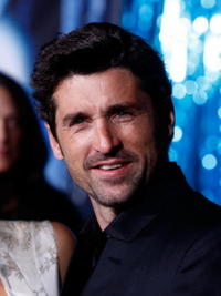 Actor Patrick Dempsey at the L.A. premiere of