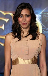 Actress Michaela Conlin at the L.A. premiere of