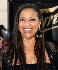 Debbie Allen at the California premiere of