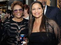 Dionne Warwick and Debbie Allen at the California premiere of