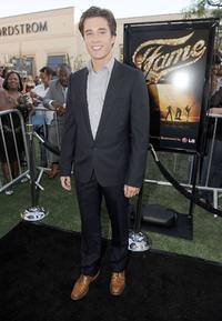 Paul McGill at the California premiere of