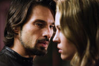Olivier Martinez and Agnes Bruckner in