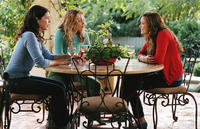 Lauren Graham, Piper Perabo and Mandy Moore in