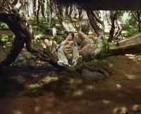 Jess Aarons (Josh Hutcherson) in the hands of the Giant Troll in