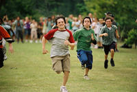 Jess (Josh Hutcherson) stives to be the fastest runner in his class in
