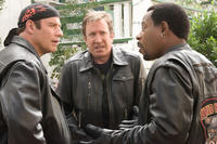 John Travolta, Tim Allen and Martin Lawrence in
