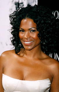 Nia Long at the Hollywood premiere of