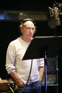 Patrick Stewart provides the voice for Winters in