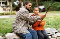Ice Cube and Philip Bolden in