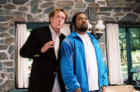 John C. McGinley and Ice Cube in