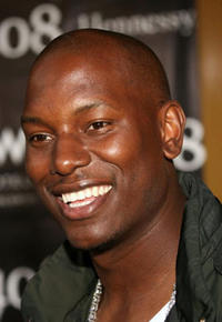 Actor Tyrese Gibson at the California premiere of
