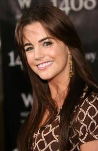 Actress Jillian Murray at the California premiere of