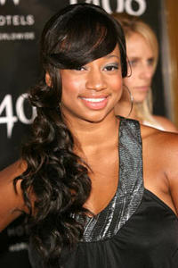 Actress Monique Coleman at the California premiere of