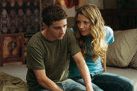 Shia LaBeouf and Sarah Roemer in