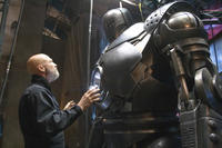 "Jeff Bridges as Obadiah Stane in ""Iron Man."""