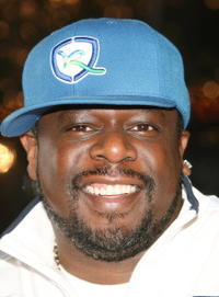 Cedric the Entertainer at the Los Angeles premiere of