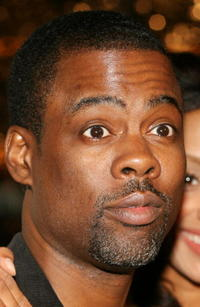 Chris Rock at the Los Angeles premiere of