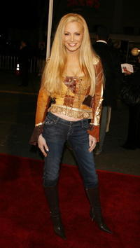 Cindy Margolis at the Los Angeles premiere of