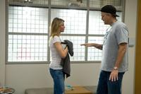 Cameron Diaz and Director Nick Cassavetes on the set of