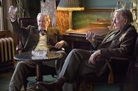 Peter O'Toole as Maurice and Leslie Phillips as Ian in