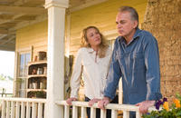 Virginia Madsen and Billy Bob Thornton in