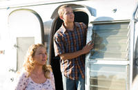 Virginia Madsen and Max Thieriot in