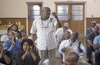 Willie (Louis Gossett, Jr.) in Tyler Perry's