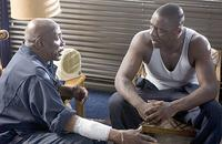 Willie (Louis Gossett, Jr.) and Monty (Idris Elba) in Tyler Perry's