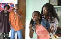 Sierra (Sierra McClain) and Jennifer (Tasha Smith) in Tyler Perry's