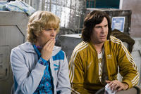 Jon Heder and Will Ferrell in