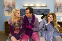 Amy Poehler, Jenna Fischer and Will Arnett in