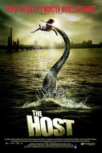 The Host poster art