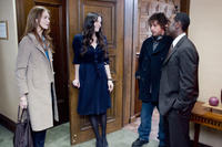 Saffron Burrows, Liv Tyler, Adam Sandler and Don Cheadle in
