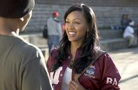 Meagan Good as April in