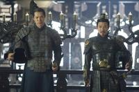 Russell Wong as Ming Guo and Jet Li as Emperor Han in