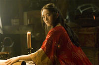 Gong Li as Lady Murasaki in