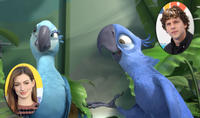 Squawk Talk: Who Voiced These Movie Birds?
