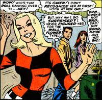 Gwen Stacy's Style Evolution