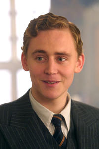 Tom Hiddleston in 'The Gathering Storm'
