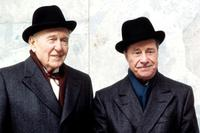 Randolph and Mortimer Duke in 'Trading Places'