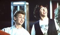 Keanu Reeves in Bill & Ted's Excellent Adventure