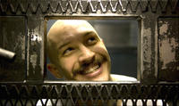 Michael Peterson in 'Bronson' (2008)