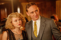 Tom Hiddleston and Alison Pill in 'Midnight in Paris'