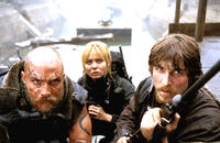 Matthew McCounaughey in Reign of Fire