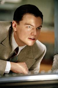 Howard Hughes in 'The Aviator'