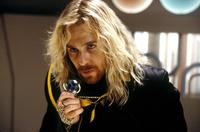 Sam Rockwell as Zaphod Beeblebrox, 'The Hitchhiker's Guide to the Galaxy'