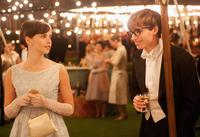 Eddie Redmayne in 'The Theory of Everything'