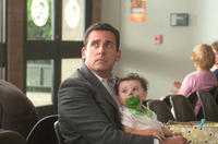 Steve Carell as Ben Cooper in 'Alexander and the Terrible, Horrible, No Good, Very Bad Day'