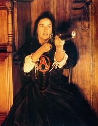 THE SCARLET LETTER Demi Moore