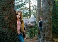 Daniel Radcliffe and Emma Watson in Harry Potter and the Prisoner of Azkaban
